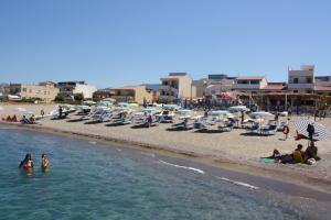 Holiday apartment Sicily Casa al mare Tonnarella B
