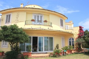 Holiday house Sicily Villa Panoramica dello Stretto