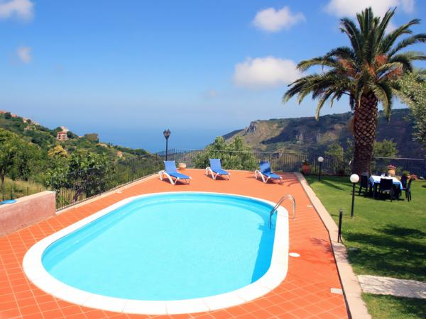Holiday house Sicily Villa Gisella