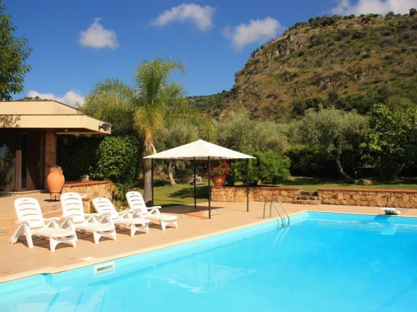 Holiday house Sicily Villa Avalon