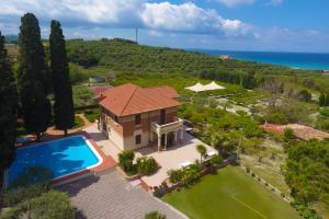 Holiday house Sicily Villa Le Zagare