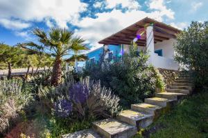 Holiday house Sicily Casa Vulcano