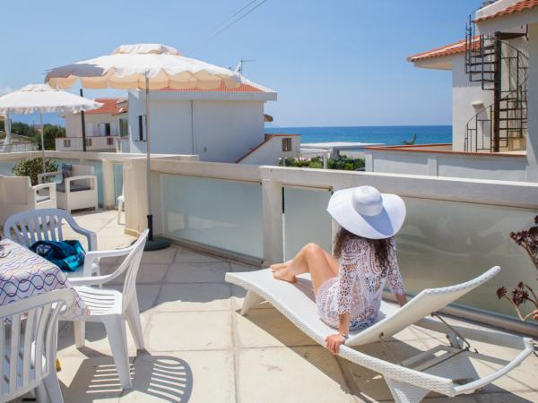 Holiday apartment Sicily Casa Carma II